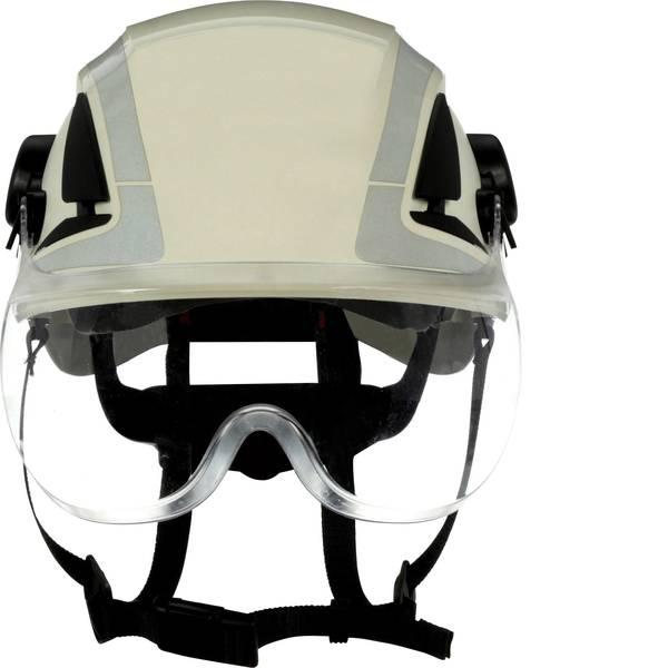 Schermi per la protezione del viso - 3M X5-SV01-CE Visiera di protezione incl. Protezione antiappannante Trasparente -