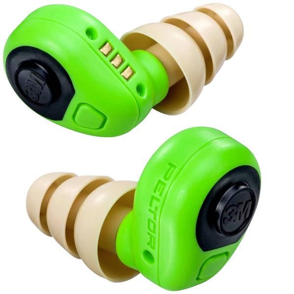 Tappi per la protezione dell`udito - 3M EEP-100 EU Tappo elettronico di protezione acustica 38 dB riutilizzabile 1 KIT -