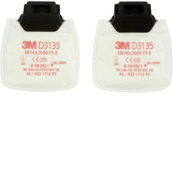 Filtri per protezione delle vie respiratorie - 3M D3135 2 pz. -