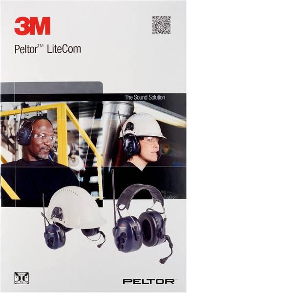 Cuffie da lavoro - 3M Peltor LCP3 Cuffia antirumore elettronica 33 dB 1 pz. -
