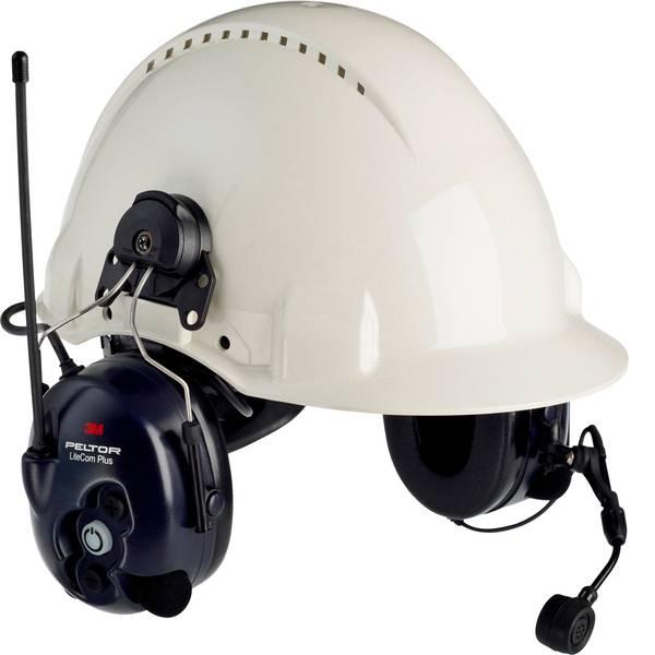 Cuffie da lavoro - 3M Peltor LiteCom Plus LC+PMRP3 auricolare di comunicazione 33 dB 1 pz. -