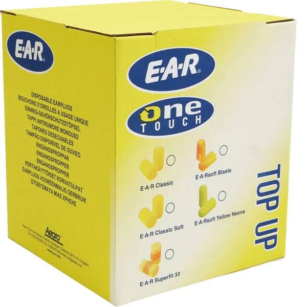 Tappi per la protezione dell`udito - EAR OLDPD01201 Classic II Tappi per le orecchie 28 dB usa e getta 500 Paia -