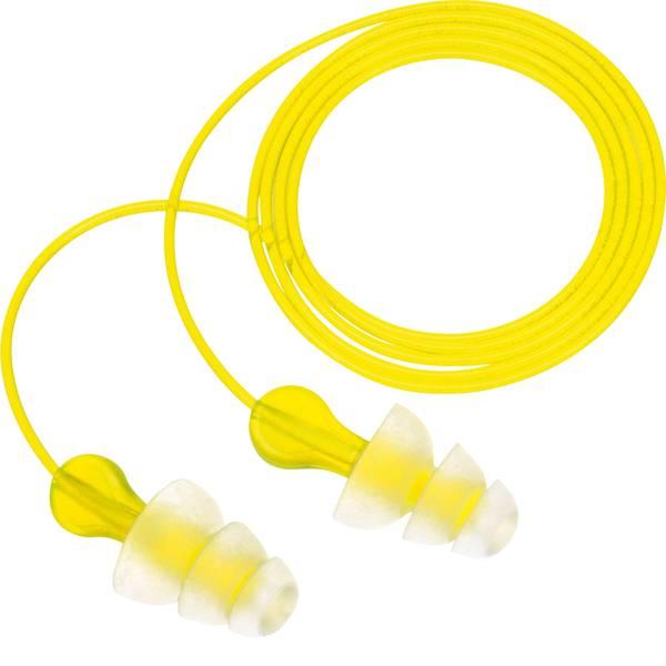 Tappi per la protezione dell`udito - EAR PN01005 Tri-Flange Tappi per le orecchie 29 dB riutilizzabile 100 Paia -