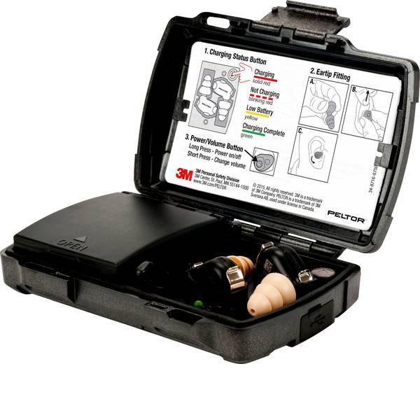 Tappi per la protezione dell`udito - 3M Peltor TEP-200 EU Tappo elettronico di protezione acustica 36 dB riutilizzabile 1 KIT -