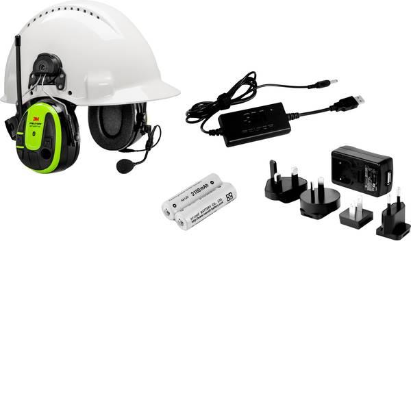 Cuffie da lavoro - 3M Peltor WS ALERT XPI MRX21P3EWS6-ACK Cuffia antirumore elettronica 35 dB 1 pz. -