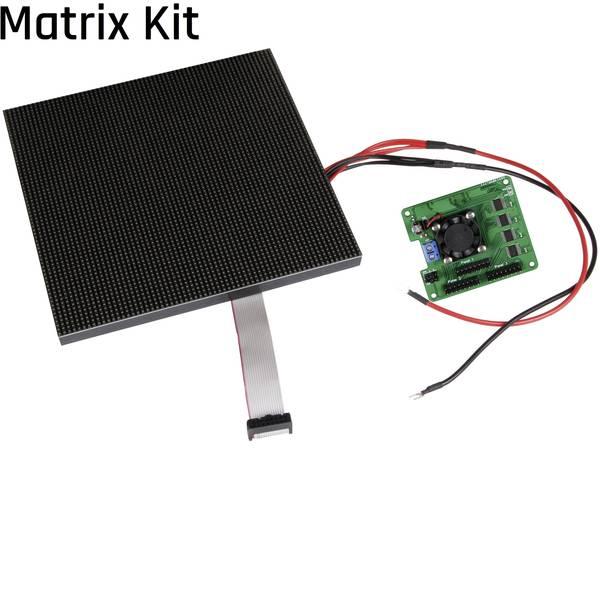 Schede di sviluppo e Single Board Computer - Matrix Kit incl. valigetta, incl. controller MAKERFACTORY -