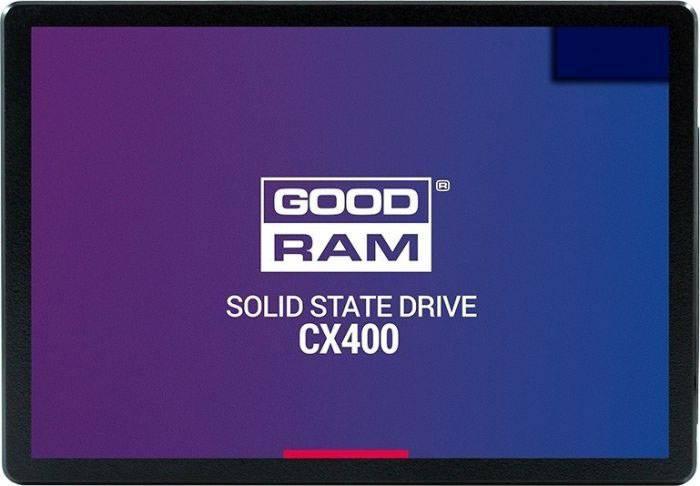 Goodram SSD CX400 Serie Memoria SSD interna 2,5 128 GB Dettaglio SSDPR-CX400-128 SATA III