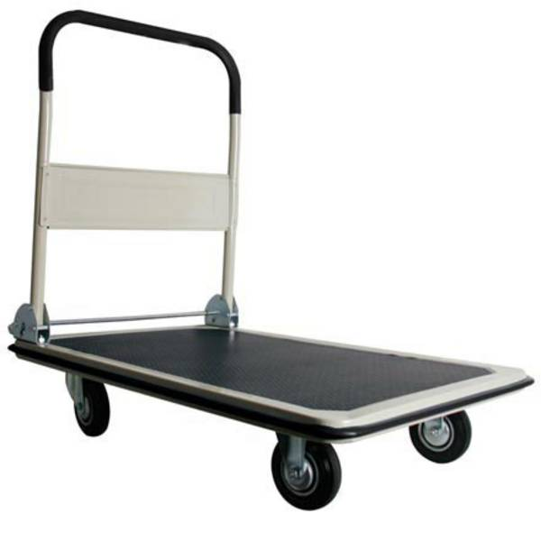 Carrelli con pianale - Velleman OHT300 OHT300 Carrello con pianale Capacità di carico (max.): 150 kg -