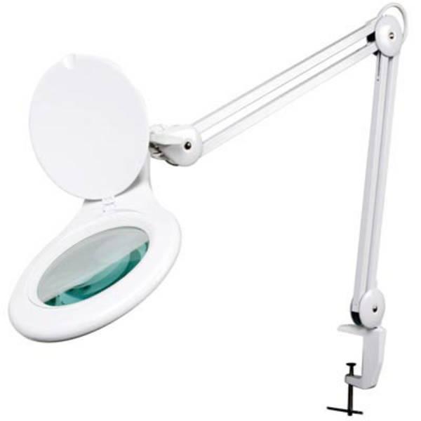 Lampade tecniche e lenti da laboratorio - Velleman VTLLAMP2W Lampada da tavolo con lente Classe energetica: LED -