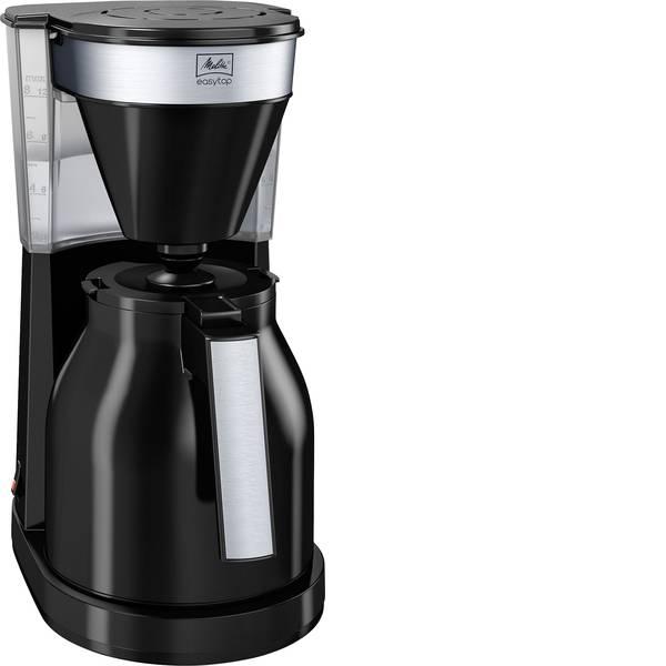 Macchine dal caffè con filtro - Melitta 1023-08 Macchina per il caffè Nero, Acciaio Capacità tazze=8 Isolato -