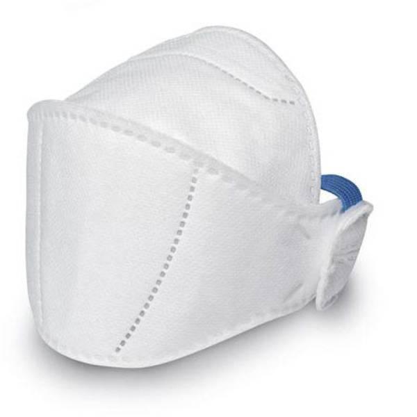 Maschere per polveri fini - Uvex silv-Air 5100+ 8765101 Maschera per vie respiratorie FFP1 30 pz. -
