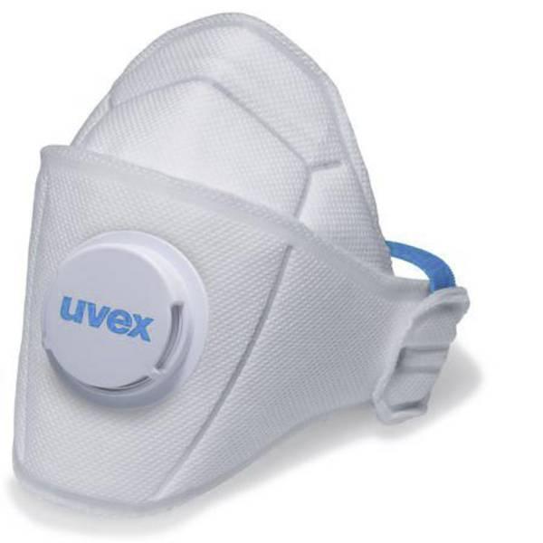 Maschere per polveri fini - Uvex silv-Air 5110 8765110 Maschera per vie respiratorie FFP1 15 pz. -