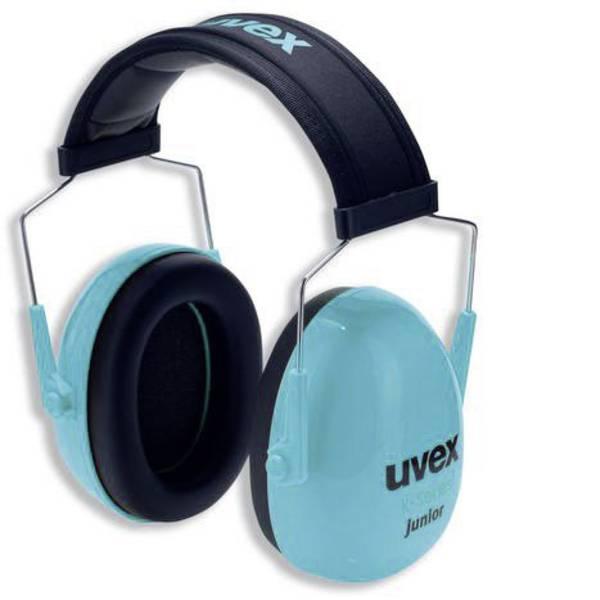 Cuffie da lavoro - Uvex K Junior 2600010 Cuffia antirumore passiva 29 dB 1 pz. -