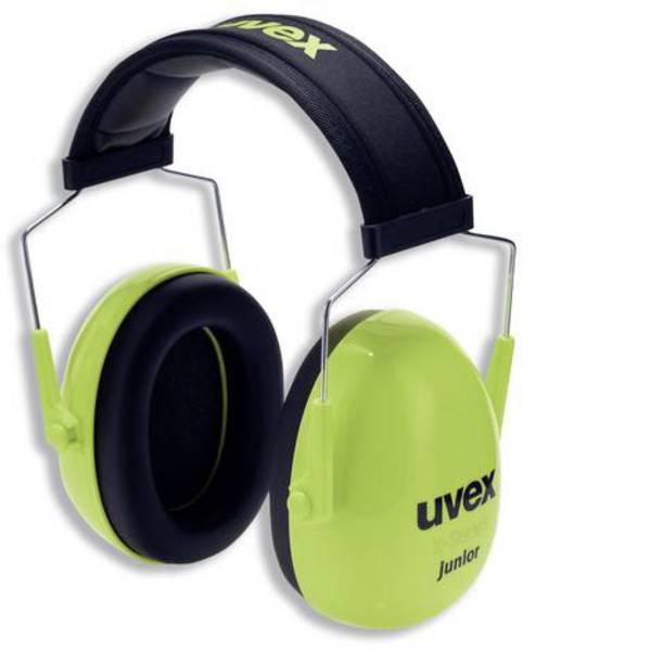 Cuffie da lavoro - Uvex K Junior 2600011 Cuffia antirumore passiva 29 dB 1 pz. -
