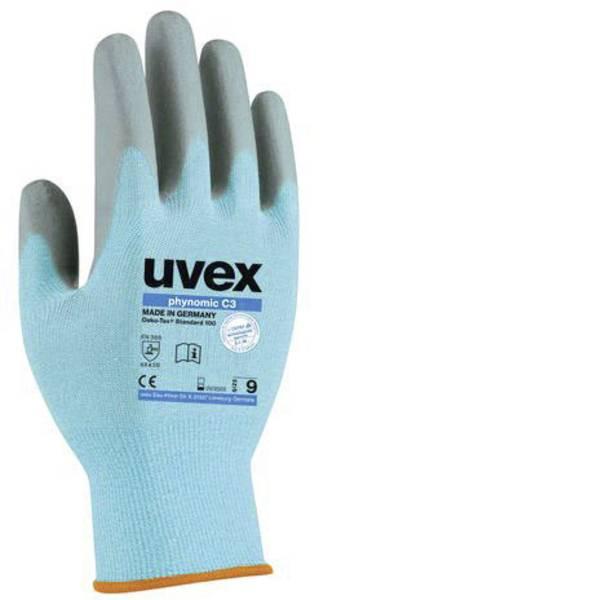Guanti di protezione contro i tagli - Guanto di protezione dai tagli Taglia: 7 EN 388 Uvex phynomic C3 6008007 1 Paio/a -