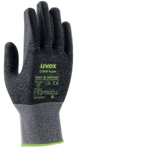 Guanti di protezione contro i tagli - Guanto di protezione dai tagli Taglia: 7 EN 388 Uvex C300 foam 6054407 1 Paio/a -