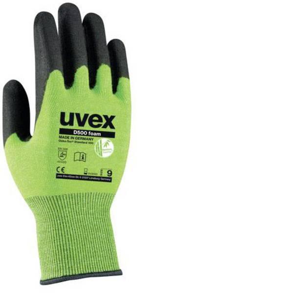 Guanti di protezione contro i tagli - Guanto di protezione dai tagli Taglia: 7 EN 388 Uvex D500 foam 6060407 1 Paio/a -
