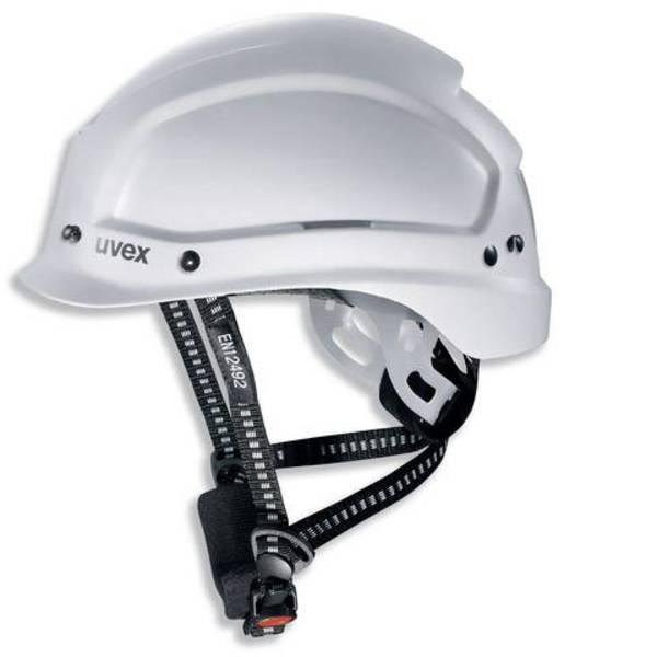Caschi di protezione - Casco di protezione Bianco Uvex pheos alpine 9773050 EN 397, EN 12492 -