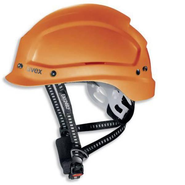 Caschi di protezione - Casco di protezione Arancione Uvex pheos alpine 9773250 EN 397, EN 12492 -