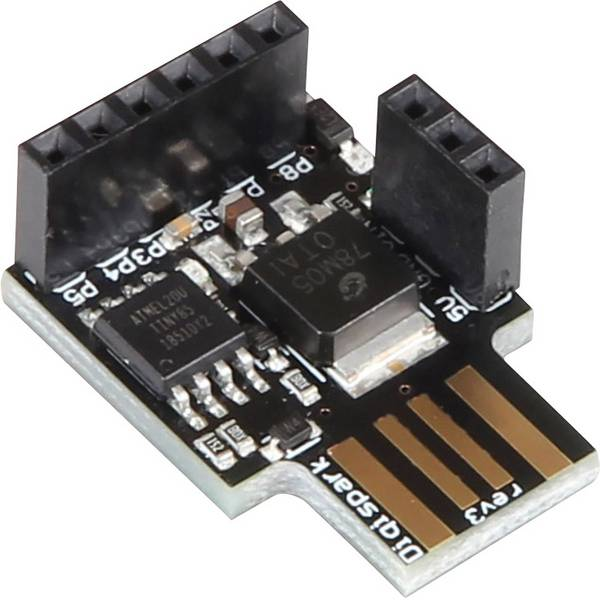 Kit e schede microcontroller MCU - Joy-it Microcontrollore ATiny85 -