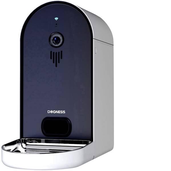 Prodotti per animali domestici - Ciotola automatica per cibo Dogness Smart-Cam-Feeder Nero, Bianco 1 pz. -