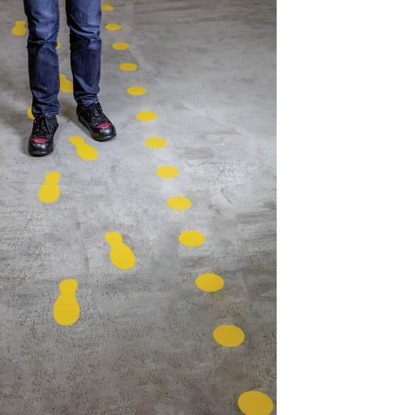 Vernici per pavimento - Durable 172704 Giallo segnale -