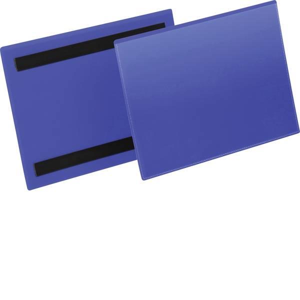 Etichette per cestini - Tasca magnetica per identificazione (L x A) 223 mm x 163 mm 50 pz. -