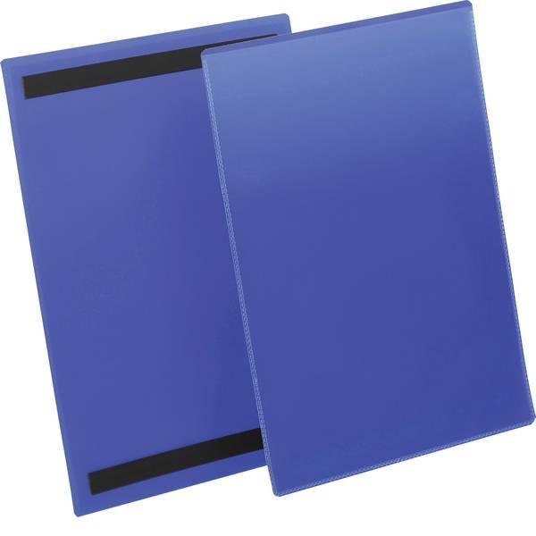 Etichette per cestini - Tasca magnetica per identificazione (L x A) 233 mm x 313 mm 50 pz. -