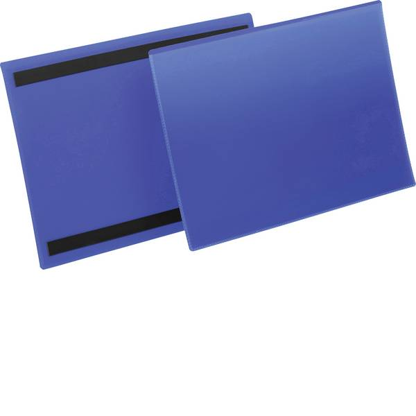 Etichette per cestini - Tasca magnetica per identificazione (L x A) 311 mm x 225 mm 50 pz. -