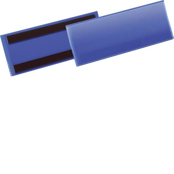 Etichette per cestini - Tasca magnetica per identificazione (L x A) 223 mm x 81.5 mm 50 pz. -