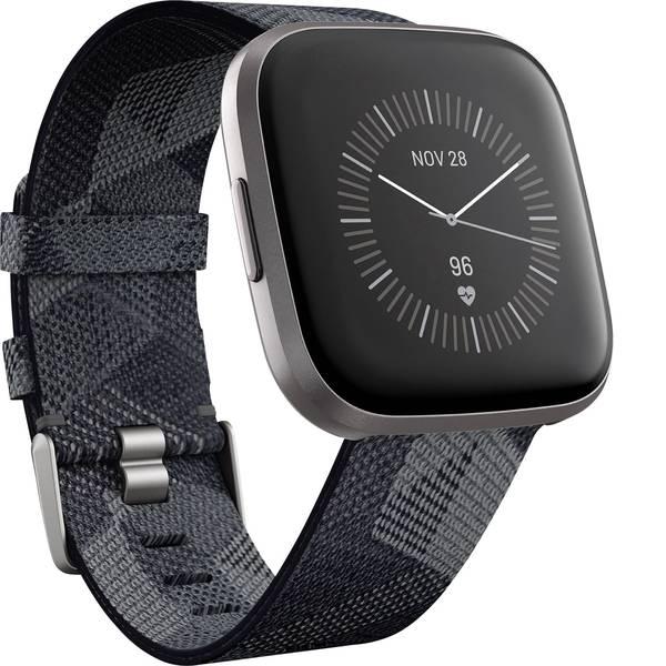 Dispositivi indossabili - FitBit Versa 2 SE Smartwatch Uni Grigio fumo -