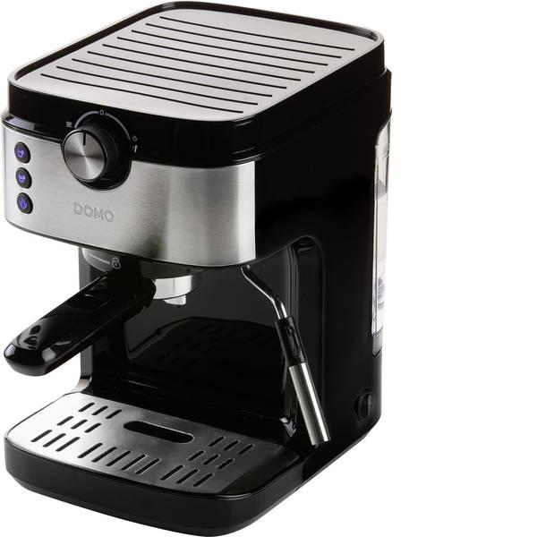 Macchine per caffè espresso - Macchina caffè a filtri DOMO DO711K Nero, Acciaio 1450 W -