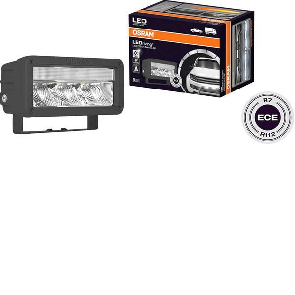 Faretti per auto - Faretto abbagliante LEDriving LIGHTBAR MX140-SP LED Osram Auto (L x A x P) 140 x 69 x 86 mm Nero -