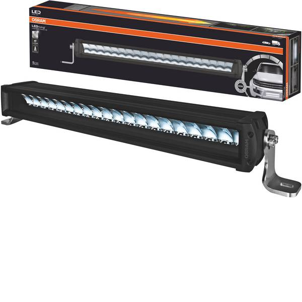 Faretti per auto - Faretto abbagliante LEDriving LIGHTBAR FX500-CB LED Osram Auto (L x A x P) 564 x 77 x 93.5 mm Nero -
