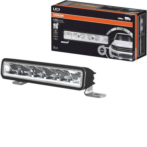 Faretti per auto - Faretto abbagliante LEDriving Lightbar SX180-SP LED Osram Auto (L x A x P) 182 x 63.5 x 50 mm Nero -