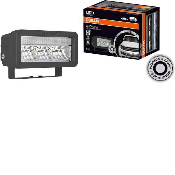 Faretti per auto - Faro da lavoro LEDriving LIGHTBAR MX140-WD LED Osram Auto (L x A x P) 140 x 69 x 86 mm Nero -