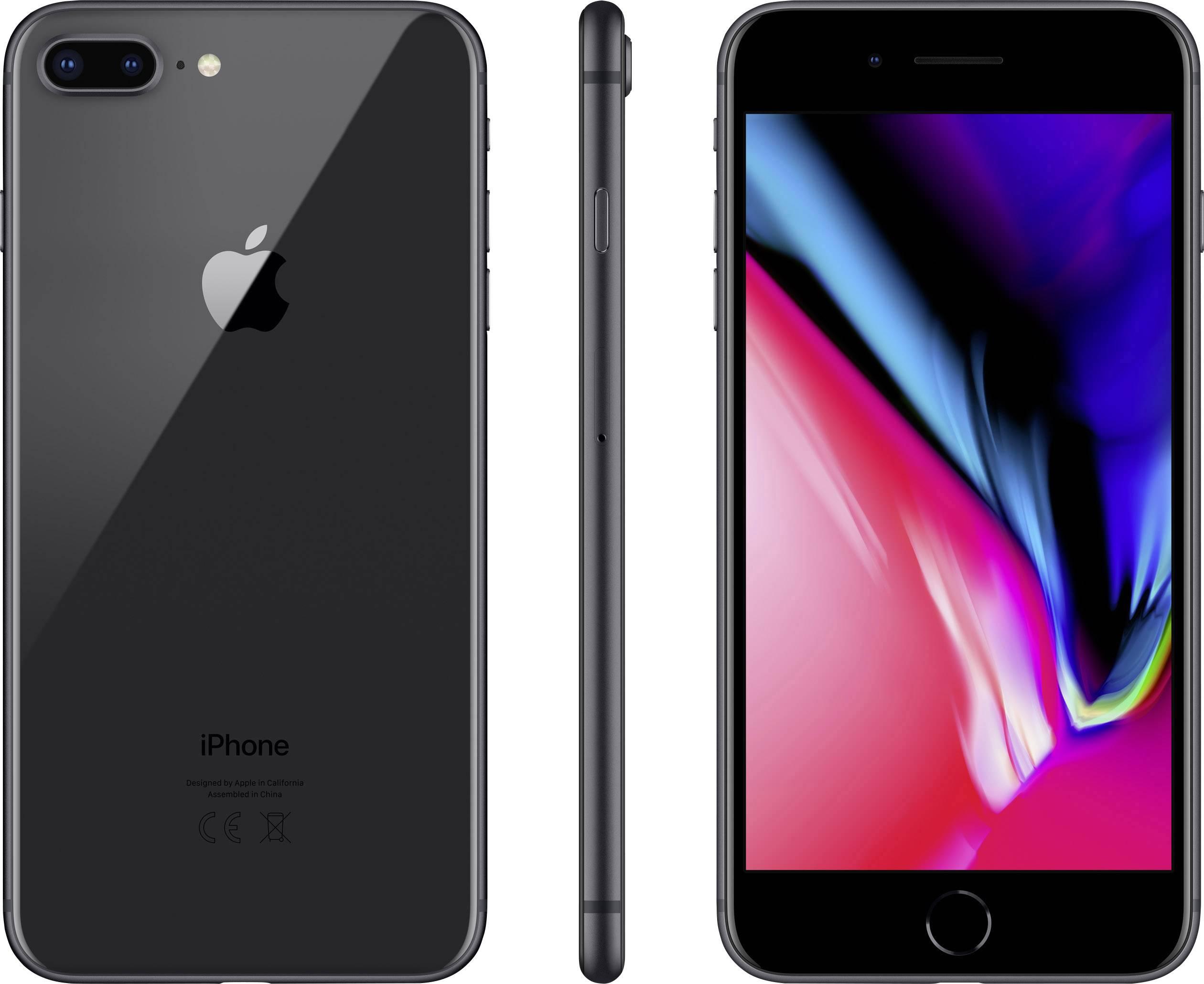 Apple iPhone 8 Plus iPhone 128 GB 5.5 pollici (14 cm) SIM singola iOS 13 Grigio Siderale