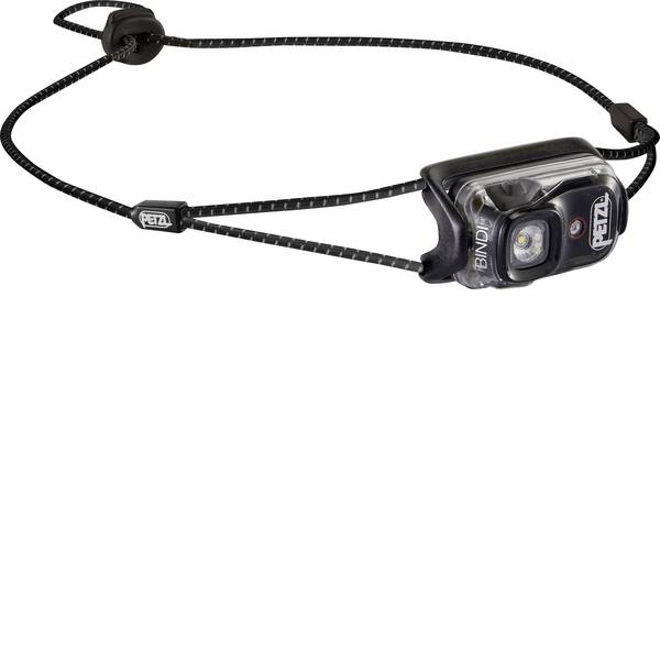 Lampade da testa - Petzl Bindi LED Lampada frontale a batteria ricaricabile 200 lm E102AA00 -