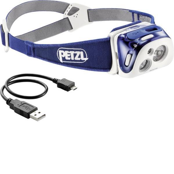 Lampade da testa - Petzl Reactik LED Lampada frontale a batteria ricaricabile 220 lm E92 HMI -