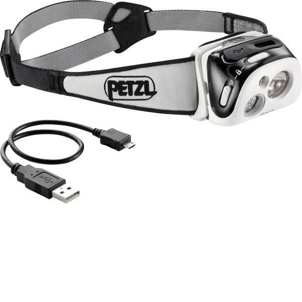 Lampade da testa - Petzl Reactik LED Lampada frontale a batteria ricaricabile 220 lm E92 HNE -