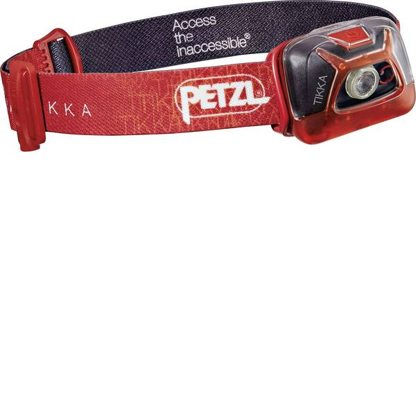 Lampade da testa - Petzl Tikka LED Lampada frontale a batteria 300 lm E93AAC -