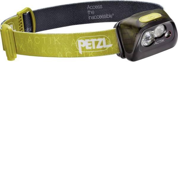 Lampade da testa - Petzl Actik LED Lampada frontale a batteria 350 lm E99AAB -
