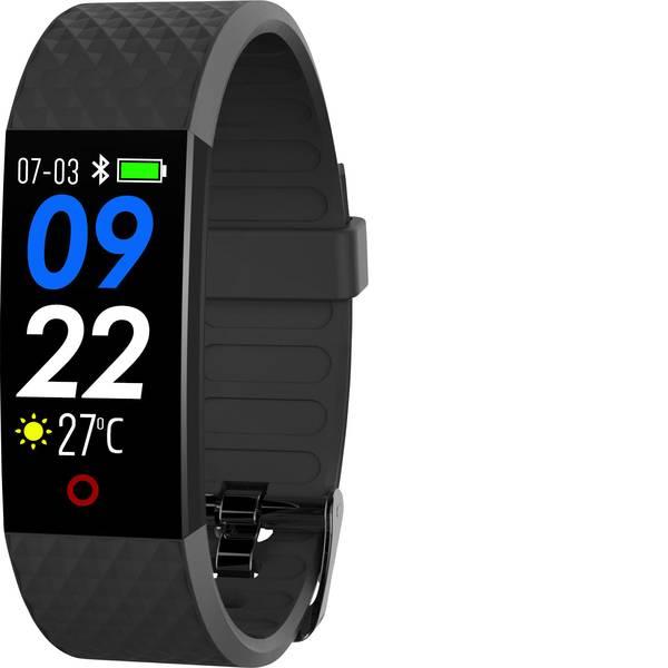 Dispositivi indossabili - swisstone SW 320 HR Fitness Tracker Nero -