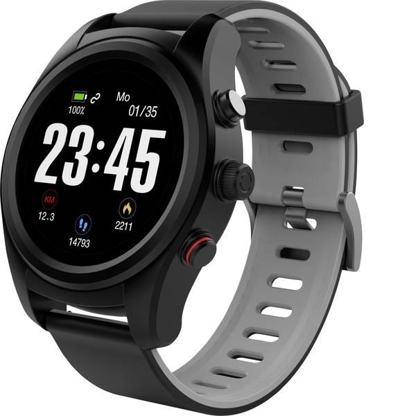 Dispositivi indossabili - swisstone SW 750 Pro Fitness Tracker Nero -
