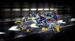 TRUCK arresto LEGO ® Marvel Avengers ™ 76143-Senza personaggi