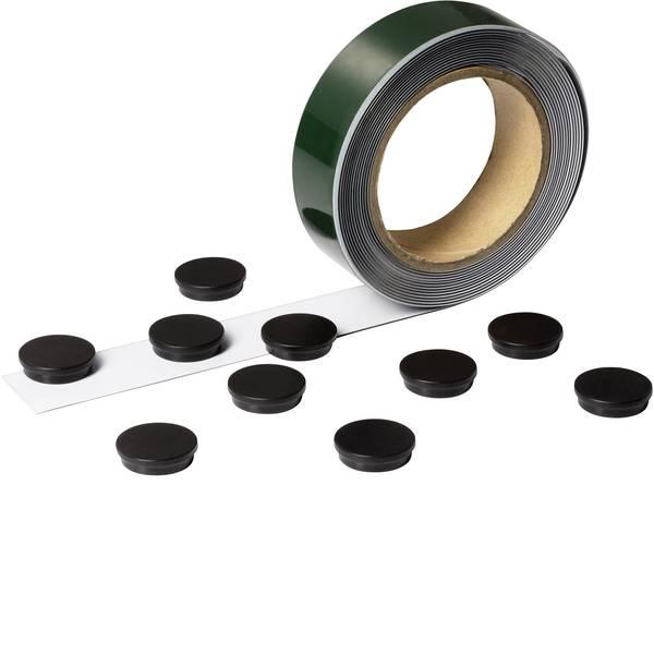 Etichette per cestini - striscia metallica (L x L) 5 m x 35 mm 1 KIT -
