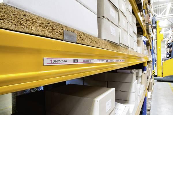 Etichette per cestini - guida porta indicazioni (L x L) 1 m x 20 mm 25 pz. -