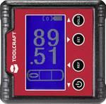Goniometro digitale con livella digitale A presa TO-6547356