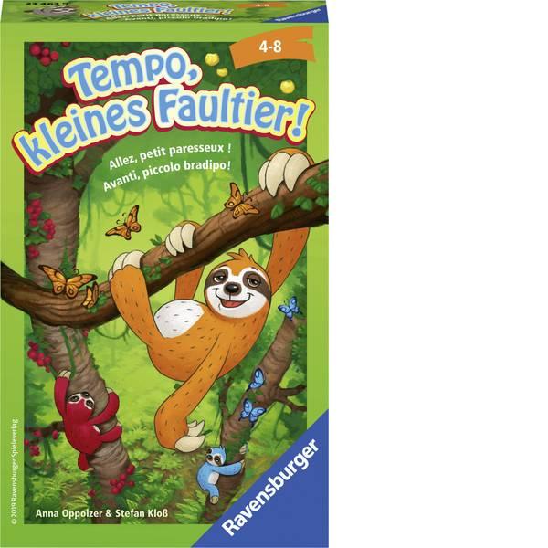 Giochi di società e per famiglie - Ravensburger Tempo, kleines Faultier! 23463 -