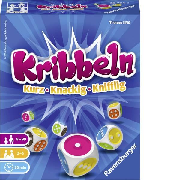 Giochi di società e per famiglie - Ravensburger Kribbeln 26704 -
